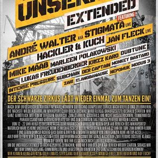Subchain @ Unserious Extended 22-06-2013
