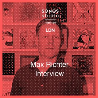 Max Richter Interview at Sonos Studio LDN