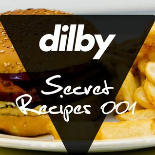 Secret Recipes 001 - Burgers & Fries - Cooked by Dilby