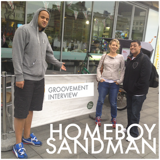HOMEBOY SANDMAN // Interview JUN12