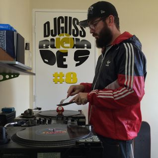 DJ GUSS - Bucha de 5 #8
