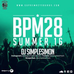 BPM 28 - Summer 16