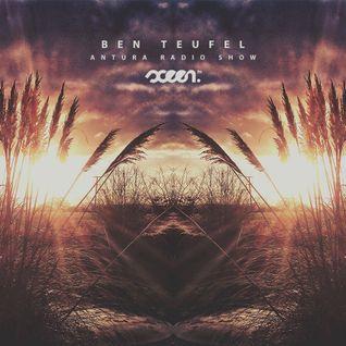 Antura Radio Show mixed by Ben Teufel (29.10.2014)