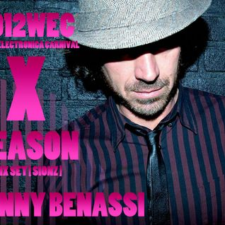 "[SEASON X WEC] ""BENNY BENASSI"" MIXTAPE [MIXED BY SIONZ]"