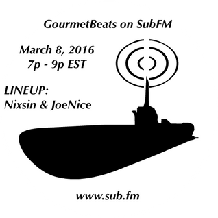 GourmetBeats SubFM March 2016