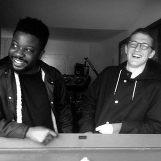 Floating Points & Mr Wonderful (Live at Dalston Roofpark)  - 5th May 2013