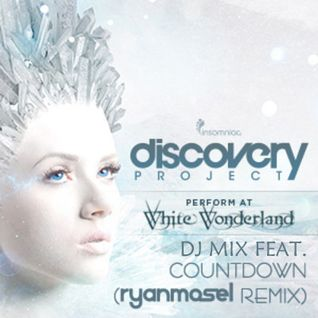 Discovery Project: White Wonderland - Ryan Mosel Live Mix on CDJ900's