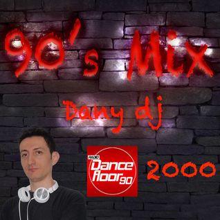 radio dancefloor 90's mix 2000 07 05 2016