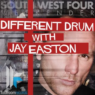 Different Drum with Jay Easton #28 - w/ Mix from Mark Knight