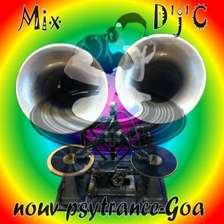 Mix D'j'C  Psy Trance Goa 1ere partie 02 04 2013