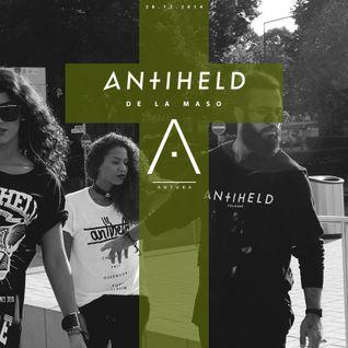 Antura & Antiheld X-Mas Special feat. De La Maso