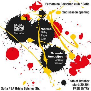 "Petnoto na Rorschach, Sofia present ""Second Season Opening Party Mix"""