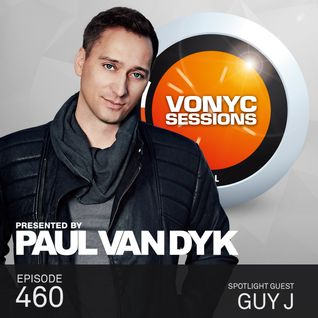 Paul van Dyk's VONYC Sessions 460 - Guy J