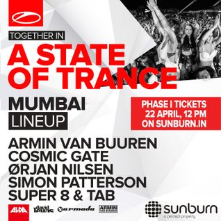 Super8 & Tab – Live @ A State Of Trance ASOT 700, Mumbai (India) – 06-JUN-2015
