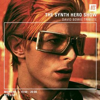 The Synth Hero Show (David Bowie Tribute) - 11th January 2016