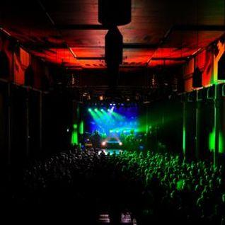 Volkshaus Basel pre show DJ set 8/11/11