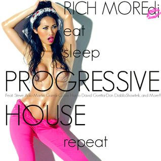 RICH MORE: PROGRESSIVE HOUSE 2013