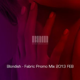 Blondish - Fabric Promo Mix 2013 FEB