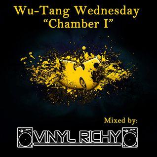 """Vinyl Richy - Wu-Tang Wednesday """"Chamber I"""""""
