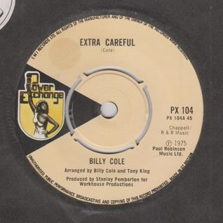 Nick Marshall UK Soul 45s: The Power Exchange label