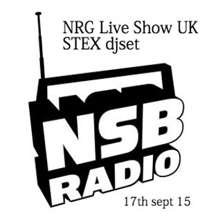 NRG Live Show UK - NSB Radio 17th sept 15 - by Stex