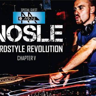 Nosle presents Hardstyle Revolution Chapter V Special Guest DJ Mani