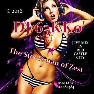 DJ 63KK0' - The Steersman of Zest™