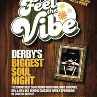FEEL THE VIBE SHOW 21/11/12