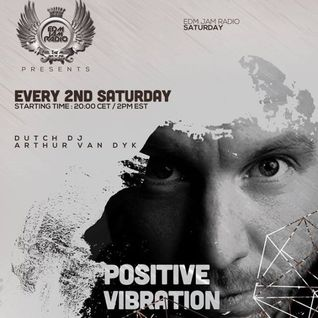 Arthur van Dyk - Positive Vibration - September 2015
