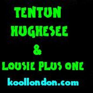 TENTUN,HUGHESEE & LOUISE PLUS ONE-KOOL LONDON (01-12-16) 91-93 OLDSKOOL SHOW