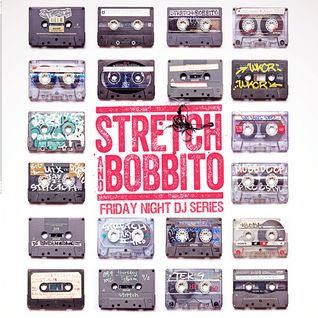 "Stretch & Bobbito on the ""Friday Night DJ Series"" w/ JDLP Vocalo Radio Chicago 11.13.15"