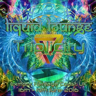 Liquid Lounge - Live at Triplicity Festival June 2016