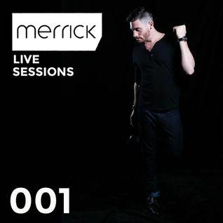 Live Sessions 001 - B2B w/ Frank Duke