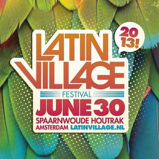 LatinVillage Mixtape '13 mixed by Weslo