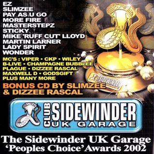 EZ – Sidewinder Awards – 14/09/02