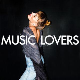 Music Lovers Mix #1 (DJ Slava Flashback & Nadya Popkovskaya)