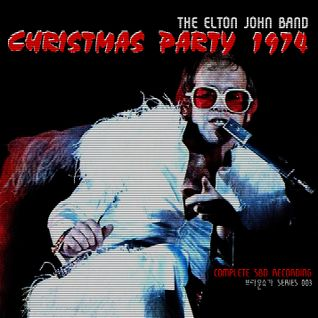 "Elton John  1974-12-24 "" Christmas Party "" Hammersmith Odeon, London"