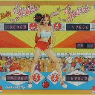 Strikes & Spares (Funk, Soul, Jazz, Rock)