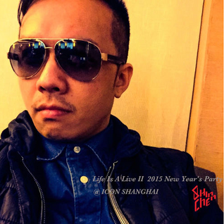 Life Is A Live II  2015 New Year's Party @ ICON SHANGHAI