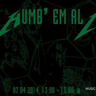 Humba 020 - 05-04-2014 (Heavy metal in the teracces)