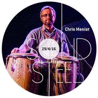 Solid Steel Radio Show 29/4/2016 Hour 2 - Chris Menist