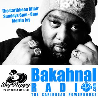 The Caribbean Affair 14th June 2015