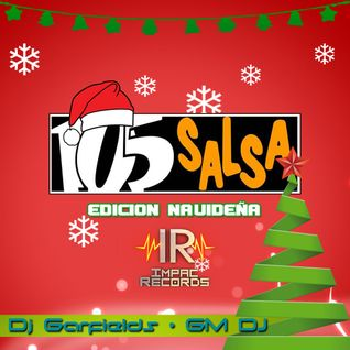 02 - 105Salsa - Cumbia Mix By Dj Garfields - Impac Records