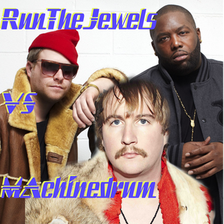 Run The Jewels VS Machinedrum --  HEavyLightweight (  Baba-TEK  remix )