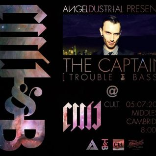 CVLT mix live from the Trouble & Bass Klubhaus