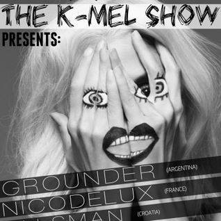 Nicodelux live @ Cuebase-FM the K-MEL Show 26.01.2013