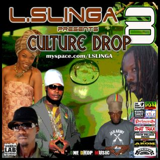 CULTURE DROP MIX 8 - SUMMER 2008