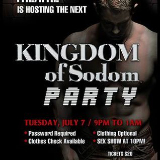 "Truck's ""Kingdom of Sodom"" Party @ Nob Hill Theatre (July 2015) - Opening Set"