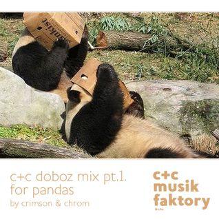 c+c mix for pandas • doboz mix part 1.