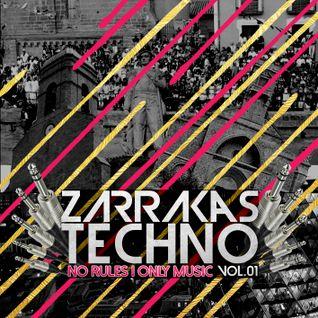 GOMO - Zarrakastechno Vol.01